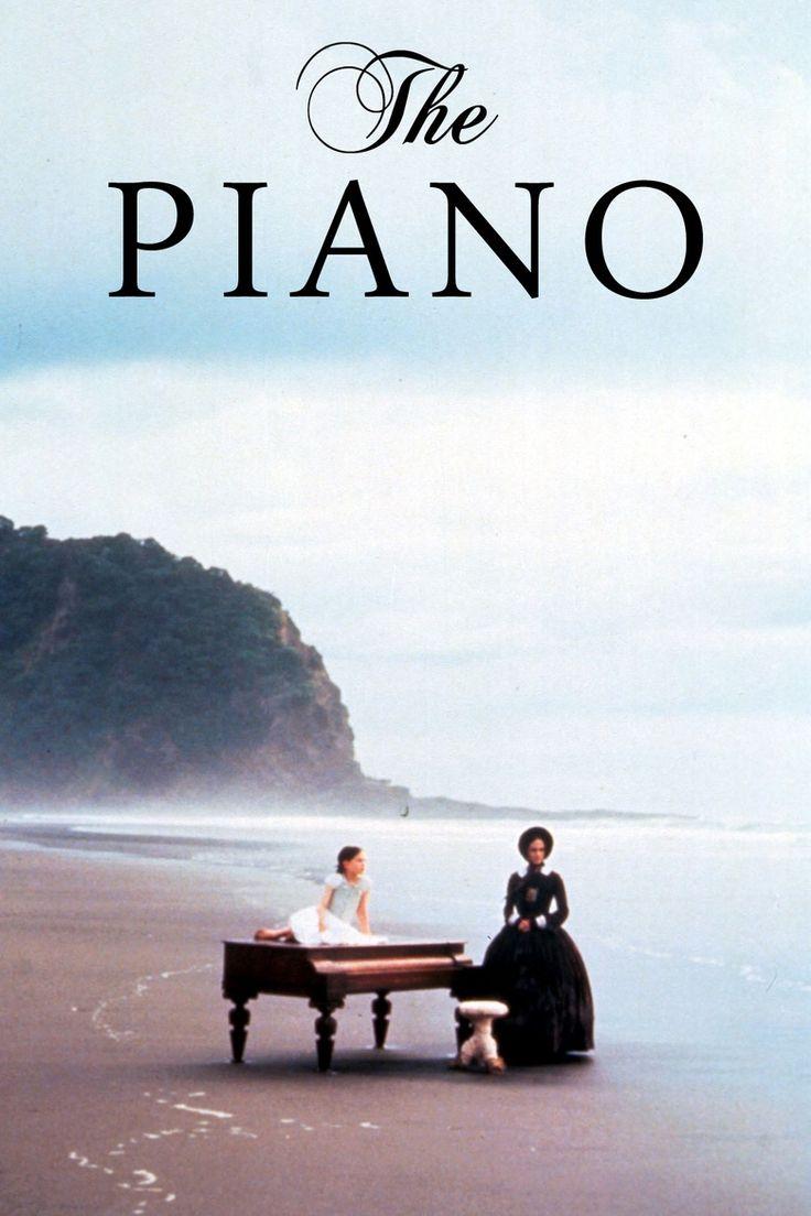 Zongoralecke /The Piano/ magyarul beszélő, új-zélandi-ausztrál-francia romantikus dráma, 121 perc, 1993 (16) Ada McGrath: Holly Hunter George Baines: Harvey Keitel Alisdair Stewart: Sam Neill