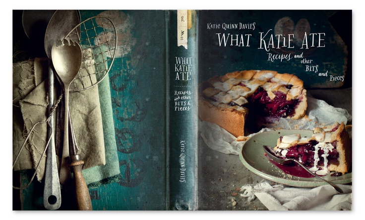 What Katie Ate - I LoVe Katie Quinn Davies' site.  Her photography is mouthwateringly (if that's even a word) beautiful!