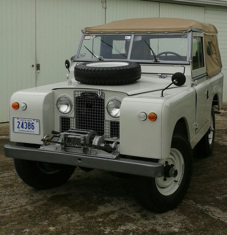 Land Rover Parts: 236 Best Land Rover Series Images On Pinterest