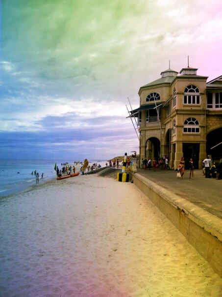 Cottesloe Beach...one of my favourite places in the world