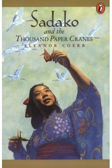 The 30 Darkest Books From Your Childhood #refinery29  http://www.refinery29.com/2015/11/97104/scary-childrens-books#slide-13  Sadako and the Thousand Paper Cranes (1977)Author: Eleanor CoerrIllustrator: Ronald HimlerSummary: Sadako was a happy 2-year-old when the atom bomb fell on Hiroshima. Now, 10 years later, she's dying of leukemia. According to a Japanese legend, though, if someone folds a thousand origami cranes, the person will be granted a wish. Sadako wo...