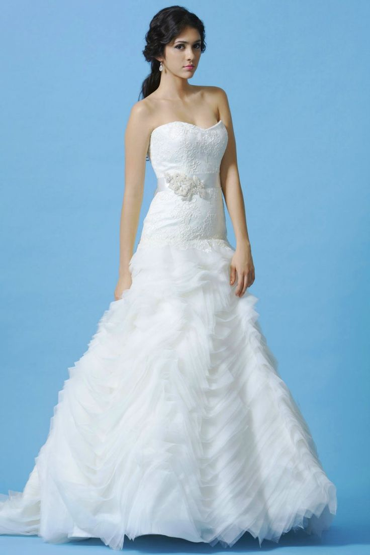 17 best Eden Bridal Gowns images on Pinterest | Short wedding gowns ...