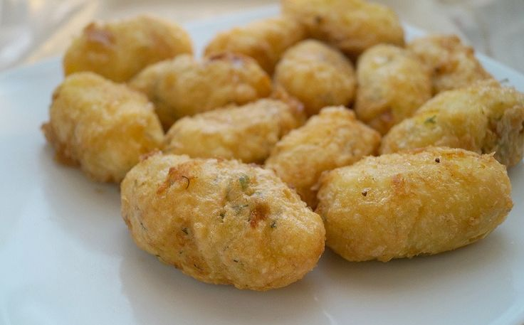 kaşar peynirli patates köftesi tarifi