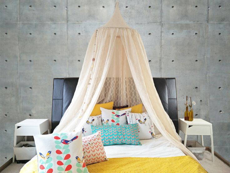 Bed Canopy.. For the princess in you...