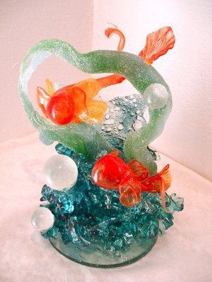 Blown Sugar Sculptures | sugar sculpture | Tumblr