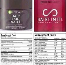 Has anyone here tried Hairfinity? Have you seen the crazy ...