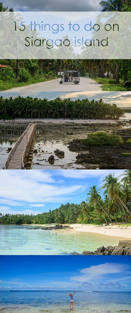 15 things to do on Siargao island if you don't surf.
