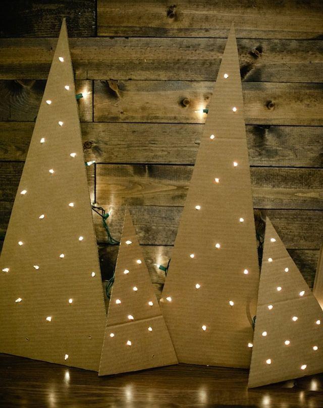100 Alberi di Natale Fai-da-Te - Photo 86