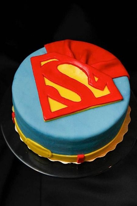 Cake Wrecks - Home - Superhero Sweets ForSDCC