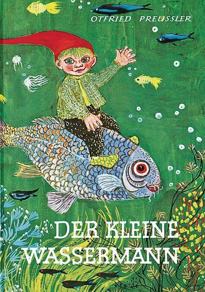 """""""Der kleine Wassermann"""" (1956): Der kleine Wassermann geht auf Entdeckungsreise..."""