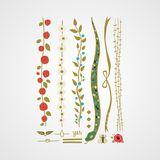Le petit jardin - Tatouage temporaire et bijoux éphémères Bernard Forever