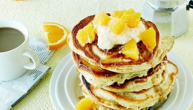 Appelsiini-kardemummapannukakut - K-ruoka