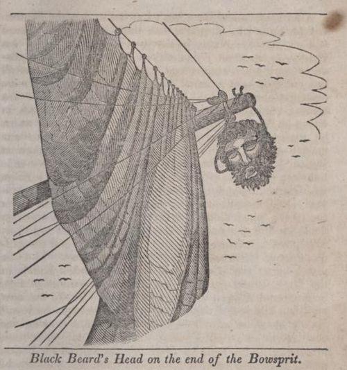 """Black Beard's head on the edge of ... https://nemfrog.tumblr.com/post/162912125237/black-beards-head-on-the-edge-of-the by http://apple.co/2dnTlwE"