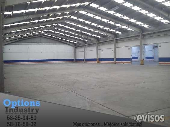 BODEGA EN RENTA EN TLALNEPANTLA BODEGA EN RENTA EN TLALNEPANTLA Uso de suelo industrial. Terreno 3,500 m2 Nave 5.96 m2 ... http://tlalnepantla-de-baz.evisos.com.mx/bodega-en-renta-en-tlalnepantla-id-616014