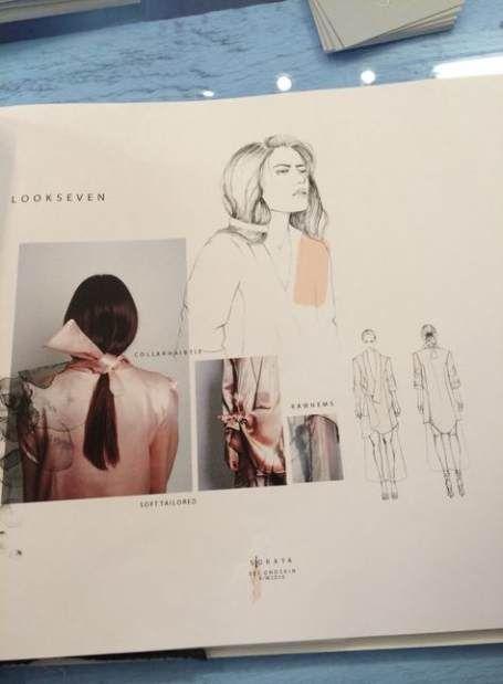 70 Ideas Fashion Illustration Collage Portfolio Layout Sketchbook Ideas