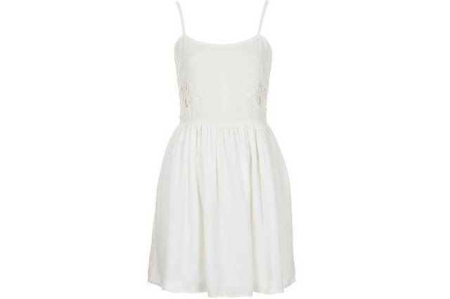 16 Wonderful White Dresses for Graduation   TeenVogue.com