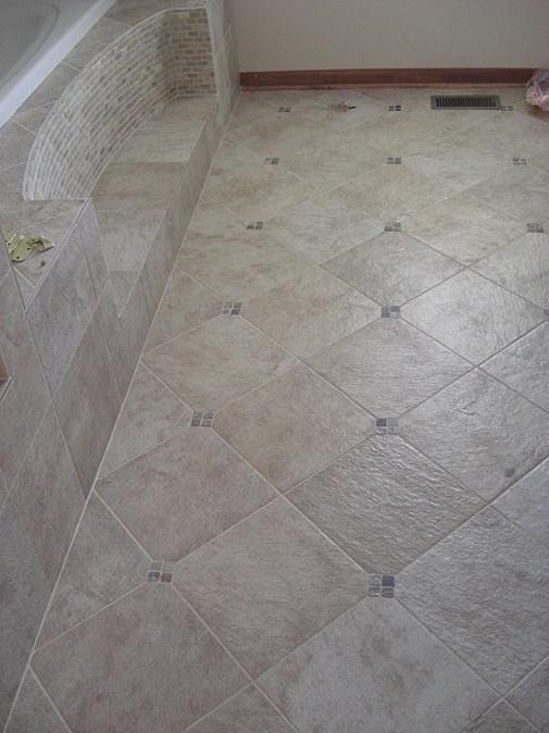 25 best ideas about heated bathroom floor on