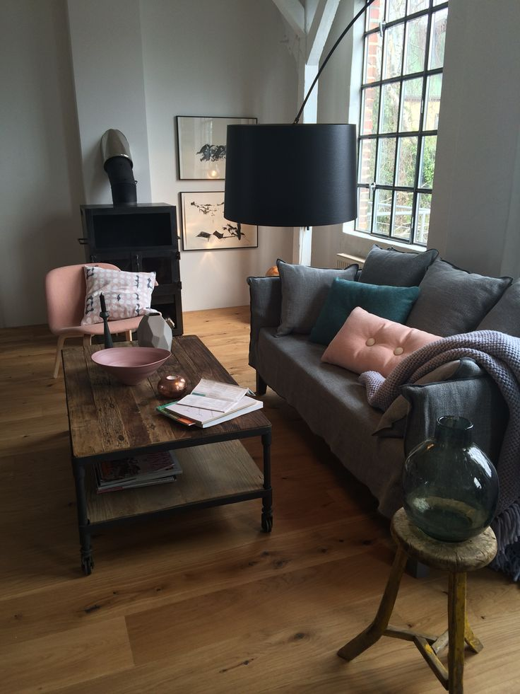 Behind the scenes of the Modern Rustic style in Hamburg Ottensen