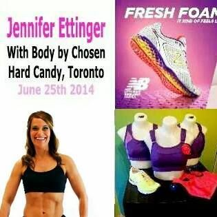 Fit Your Style Inc. & the media at an exclusive New Balance Canada boxing event in #Toronto June 25th with Hard Candy Fitness Toronto & Body By Chosen #SummerOfNewBalance""