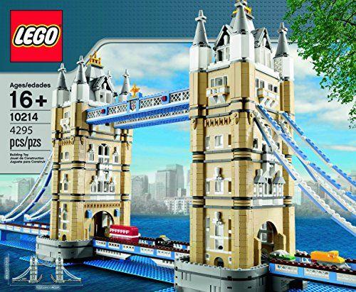 再次到货乐高 LEGO Tower Bridge 10214 伦敦塔桥$239.95