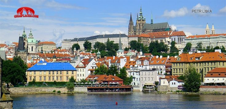 Panoráma Pražského hradu