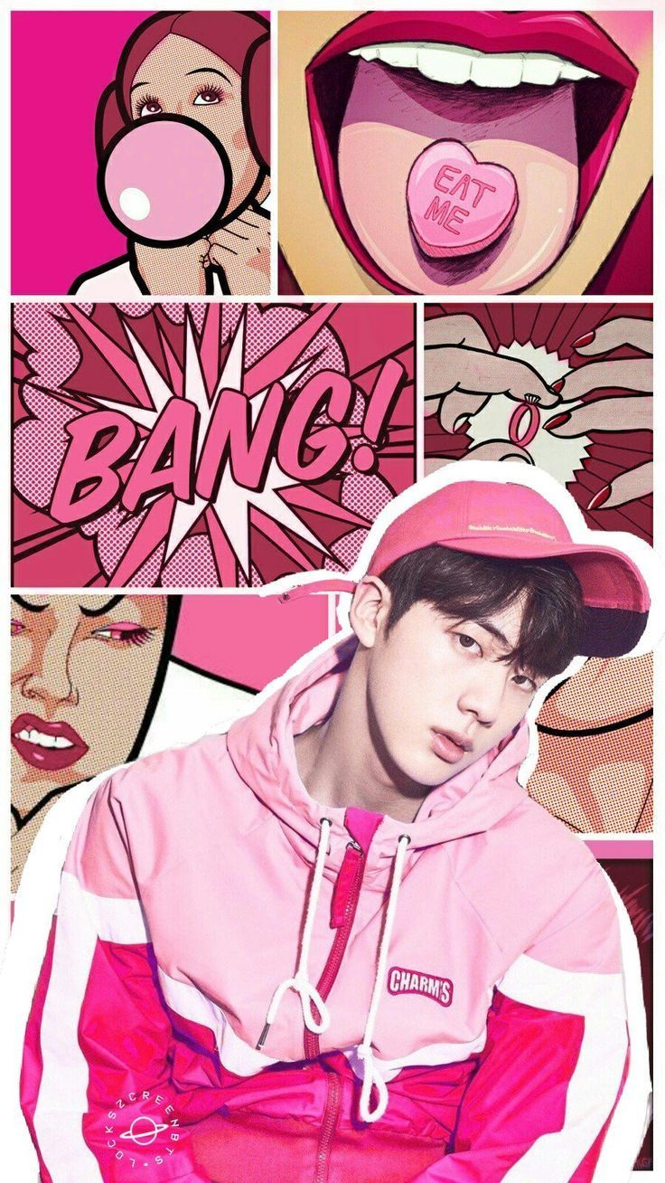Jin Bts Wallpapers For Iphone Click Here To Download Cute