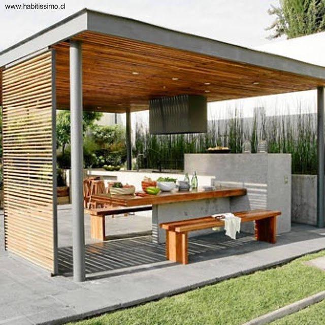 M s de 1000 ideas sobre asadores para jardin en pinterest for Viviendas sobre terrazas