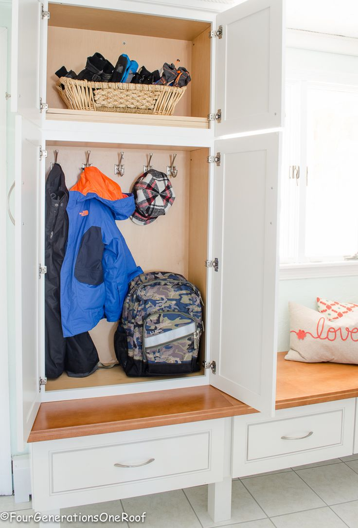 Sarah richardson farmhouse mudroom - Gorgeous Mudroom Makeover It S Finished