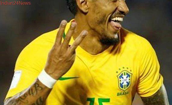 Paulinho unlikely to complete Barcelona move, says Luiz Felipe Scolari