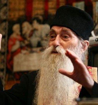 Oamenii nu cunosc SIMBOLUL VERIGHETEI! Parintele Arsenie Papacioc face lumina!
