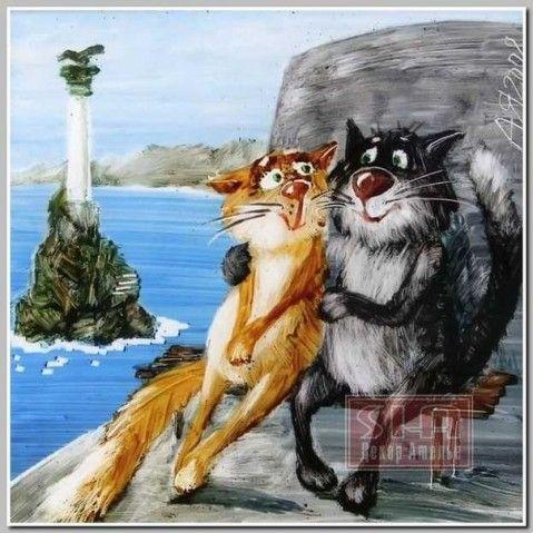 Любителям котов и кошек.
