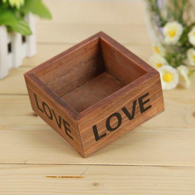Любовь Любовь медальон ZAKKA деревянная шкатулка для хранения косметическая коробка мини рабочего Коробка для хранения - Taobao