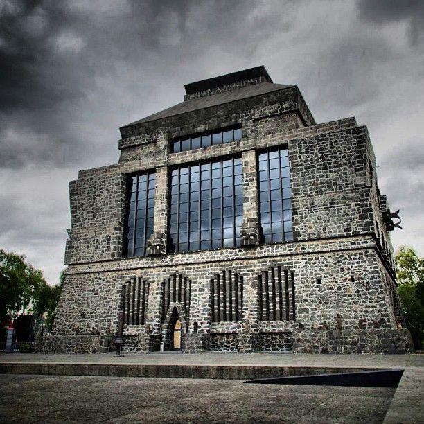 Museo Diego Rivera Anahuacalli, Mexico City. Photo: @anahuacalli