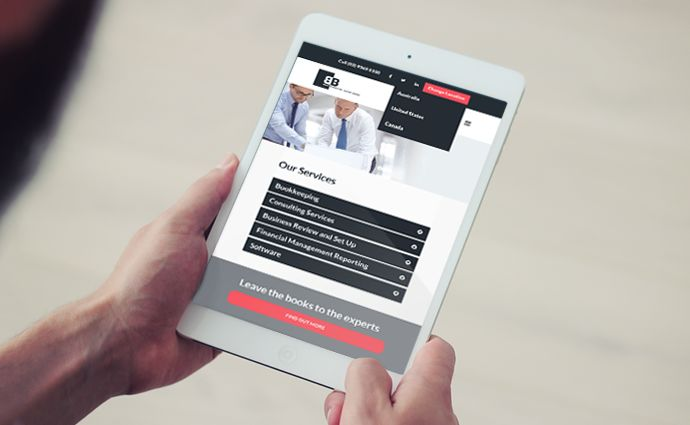 Their new multi-region website design allows Busy Bookkeeping to effectively target local markets and helps site visitors reach useful content more efficiently http://ifyoubuildit.com.au/2015/03/busy-bookkeeping-multi-region-website/ #busybooks #webdesign #webdevelopment #iybi