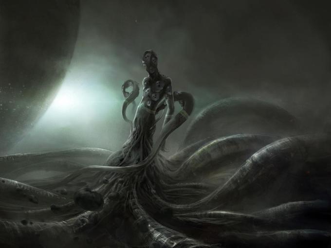 Azathoth Vs Cthulhu 278 best images about ...