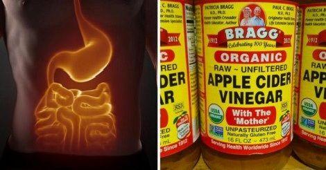 Un cucchiaio di aceto di mele al giorno per 60 giorni può far scomparire tutti questi problemi