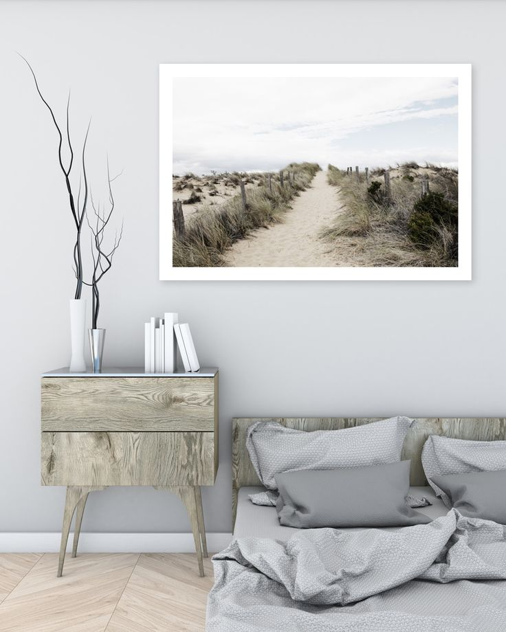 A PATH TO SEA  Fine Art Photographic Print via Lisa Perhat | Photography | Hedgerow+Stone. Click on the image to see more!