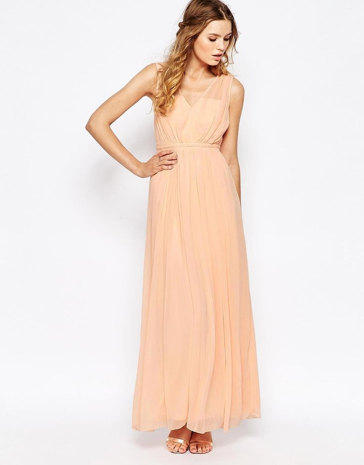 98 best bridesmaid dresses images on pinterest for Cinched waist wedding dress