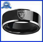 ❤❝ Oakland ☆ #Raiders Super Bowl Championship Mens #Black Tungsten #Ring NEW... Buy http://ebay.to/2uYuibI
