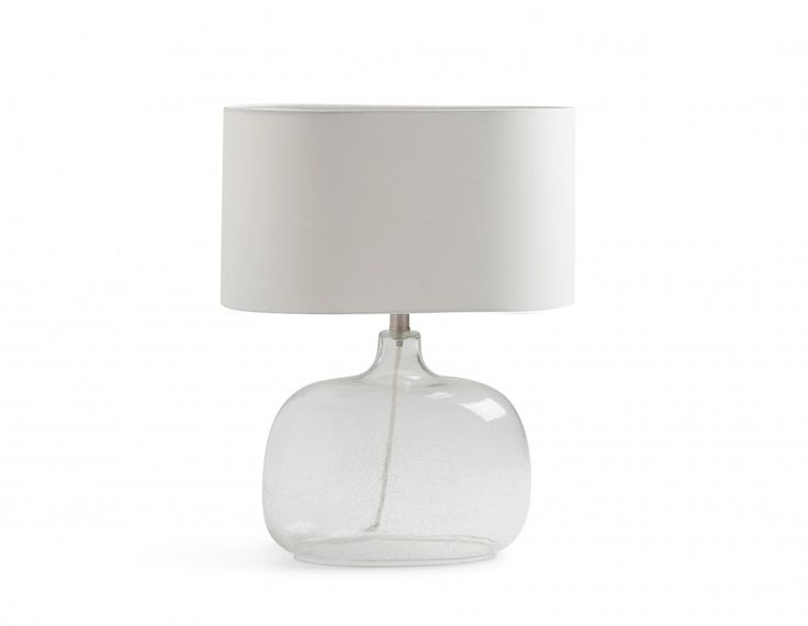 Shop the look: Frost table lamp