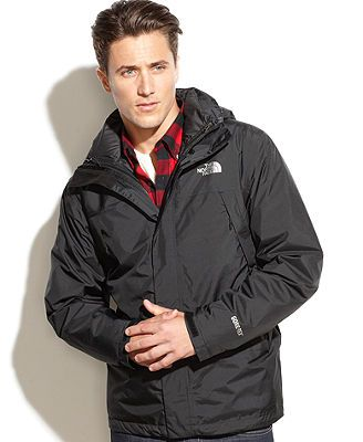 The North Face Jacket, Mountain Light Insulated Gore-Tex Jacket