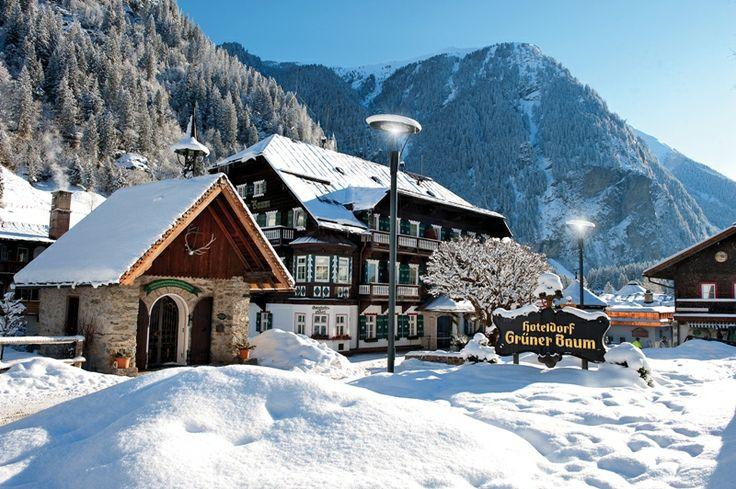 Hoteldorf Grüner Baum in Bad Gastein