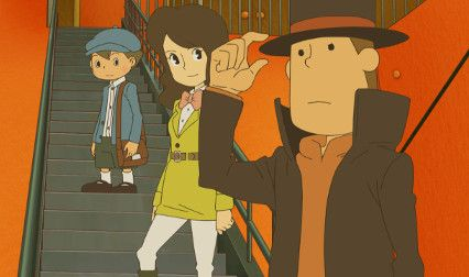 Australian Release Date Confirmed for Professor Layton and the Azran Legacy