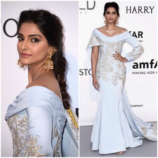 Fashion Report : Sonam Kapoor at Cannes 2016 | PINKVILLA