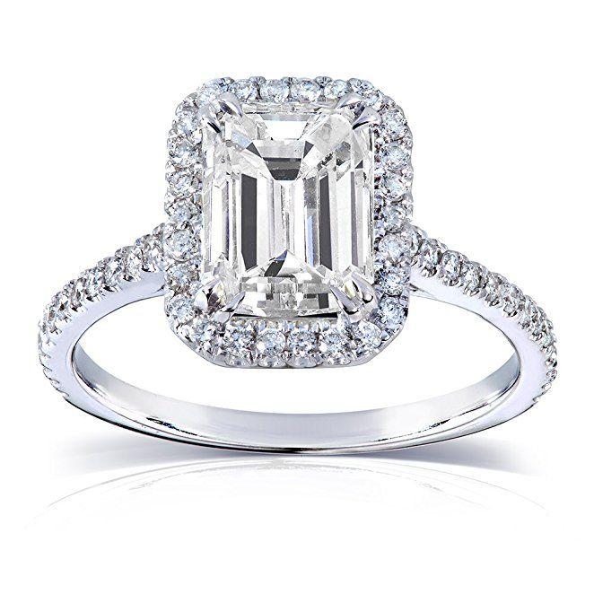 Carat Diamond Ring White Gold