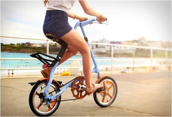 Strida Foldable Bike