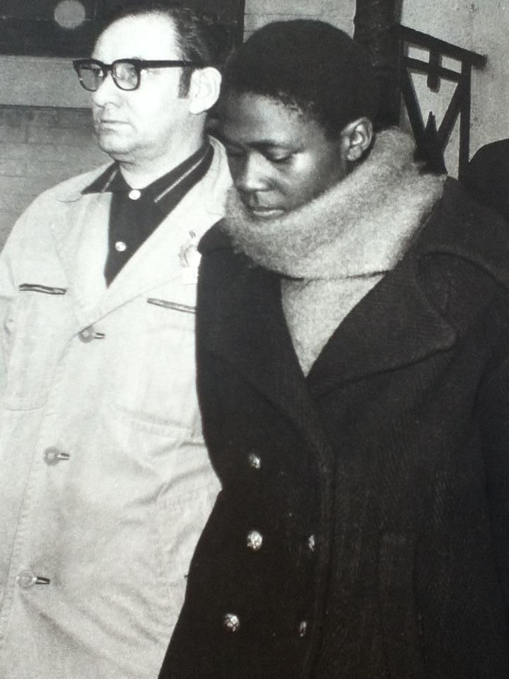 Afeni Shakur was rounded up along with the rest of the Panther 21 in 1970 as part of a government raid intended to break the Black Panther Party. She and the others were found innocent after spending several years in prison. In 1971, while incarcerated, she gave birth to Tupac Shakur.