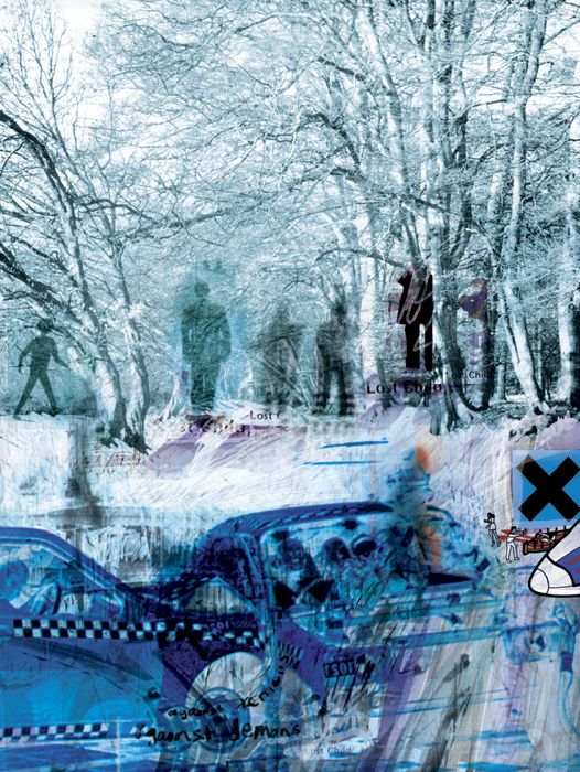 CFPR Editions - Stanley Donwood