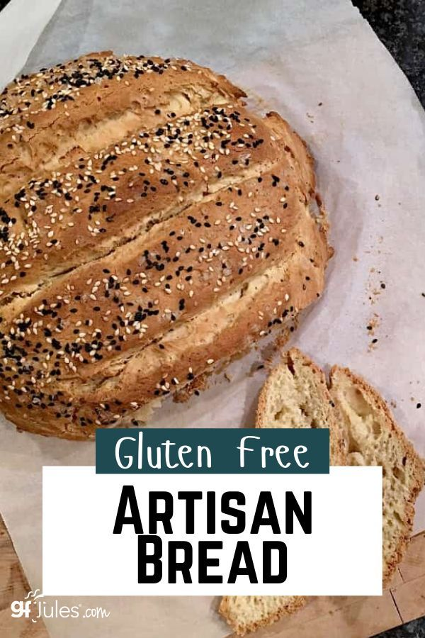 Gluten Free Artisan Bread Quick And Easy Gfjules Recipe In 2020 Artisan Bread Recipes Dessert Recipes Easy Artisan Bread
