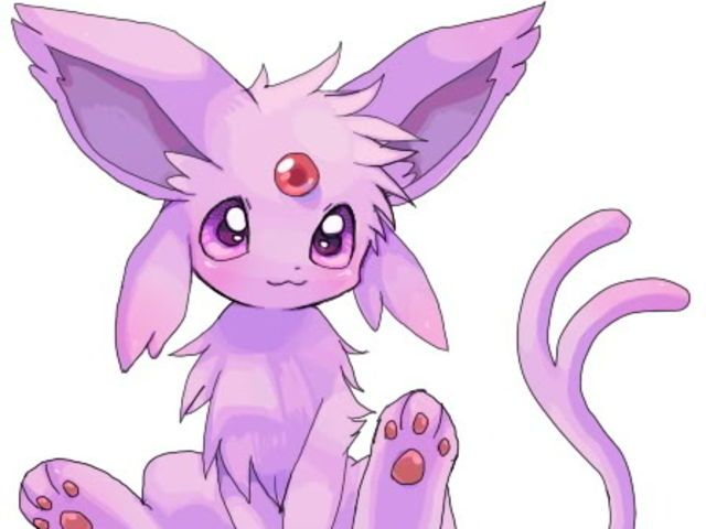 I got: Espeon! Which Eeveelution Are You Most Suited To Train?